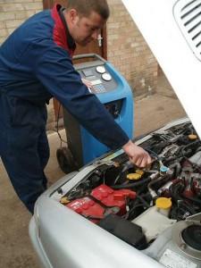 Autó klíma tisztítás, karbantartás